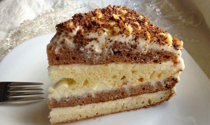торт сметанник очень вкусный рецепт