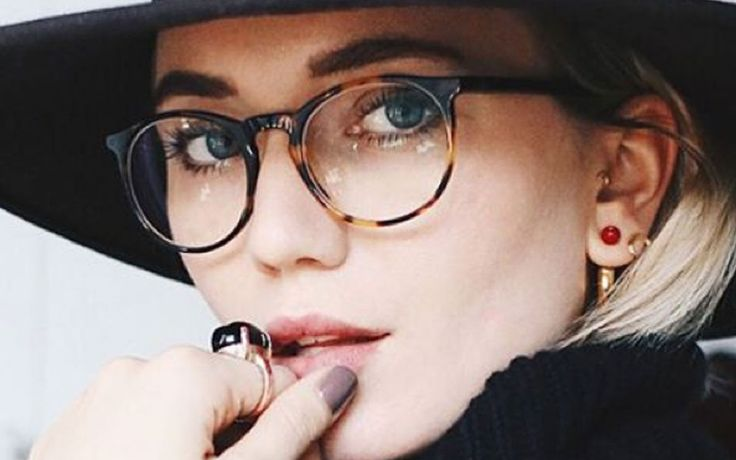 So smart und cool sie ist, eine Brille kann manchmal auch ganz schön nerven…