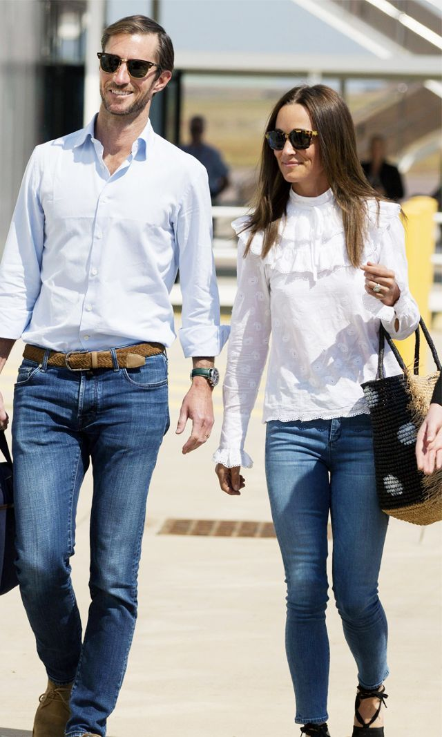 a878a635eec Pippa Middleton Just Caused a Shopping Frenzy With This Airport ...