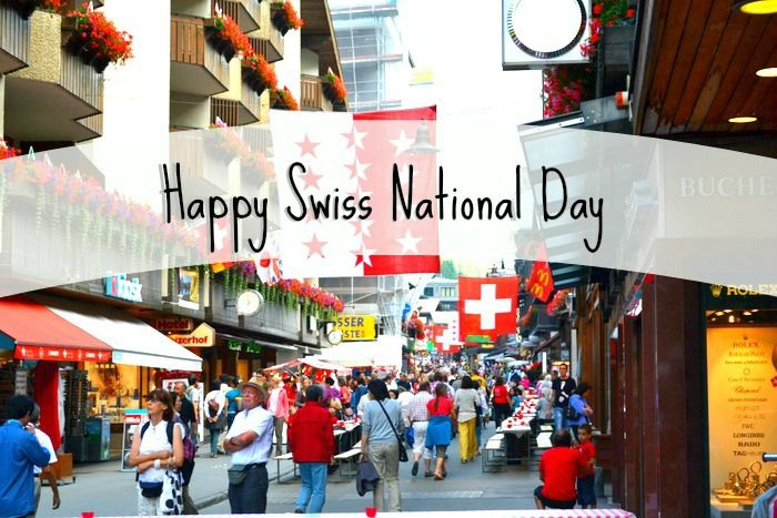 Happy Swiss National Day!   Wife with Baggage