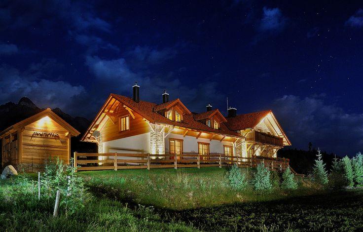 panoraMic Mountain Residence http://www.panoramic.sk/  #chalet #slovakia #tatras #highttatras #apartment #residence