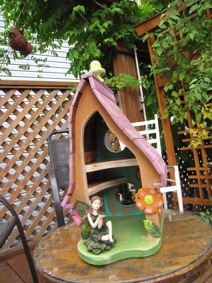 little fairy  doll house