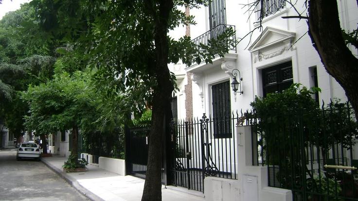 Barrio de Caballito / barrio ingles
