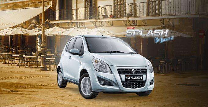 Spesifikasi Harga Suzuki New Splash Surabaya