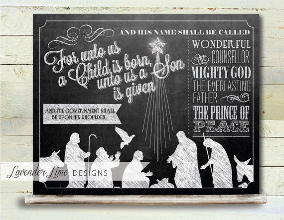 Free Christmas Printables With Favorite Movie Quotes: 25+ Best Ideas About Chalkboard Bible Verses On Pinterest