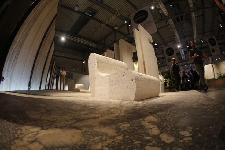 Credits: Ennevi-Veronafiere #Marmomacc #Stone #Marble #Verona