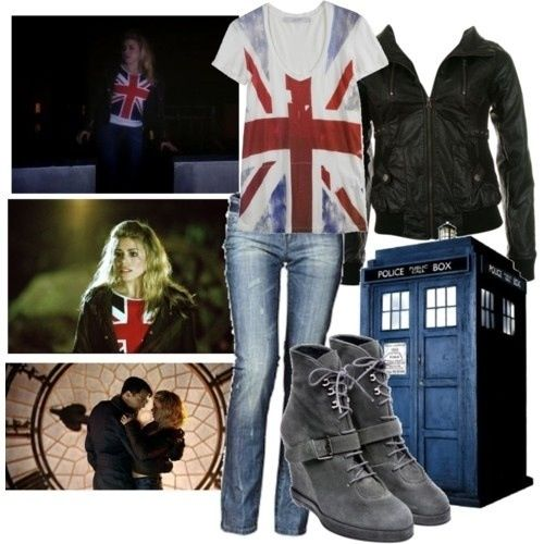 Wish | Doctor Who Inspired Outfit
