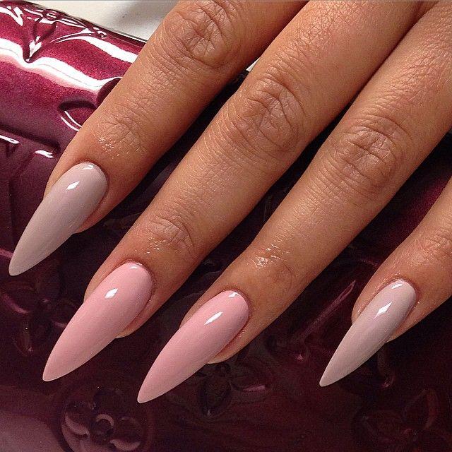 длинные нарощенные красивые ногти картинки всего