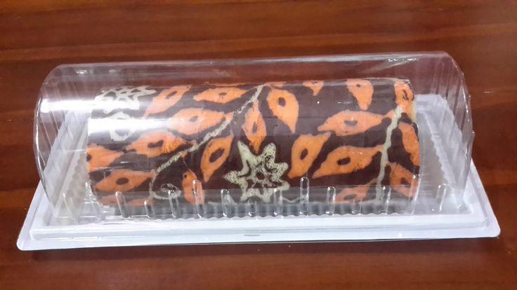 Batik Cirebon - Roll Cake