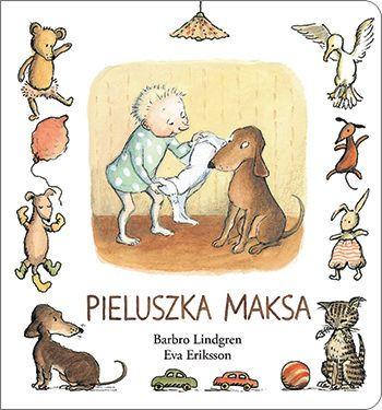 Pieluszka Maksa - Eriksson Eva, Lindgren Barbro , tylko w empik.com: 11,99 zł. Przeczytaj recenzję Pieluszka Maksa. Zamów dostawę do dowolnego salonu i zapłać przy odbiorze!