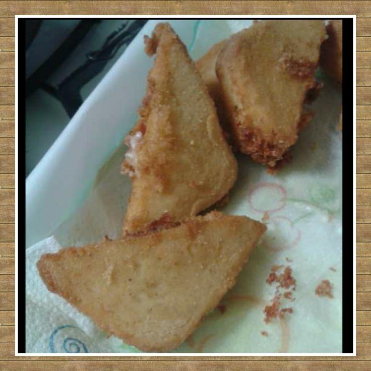 Crostini fritti palermitani