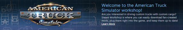 SCS Software's blog: American Truck Simulator 1.2 Open Beta