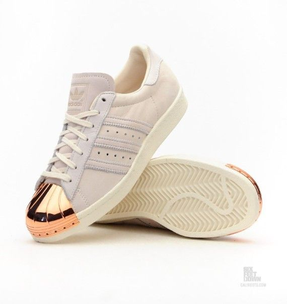 I\u0027m dying to see these Rita Ora x Adidas rose gold shelltoes when they