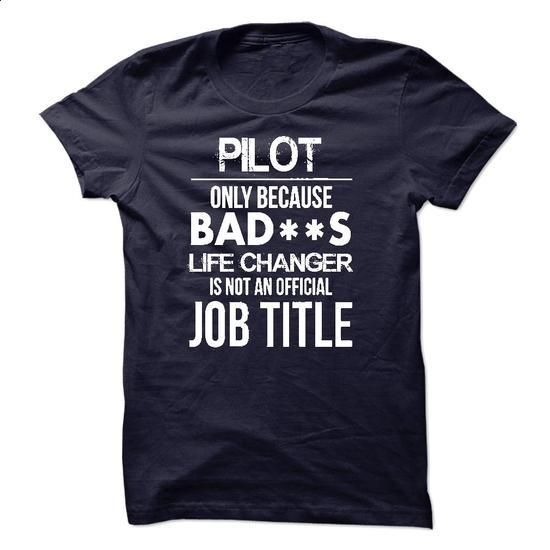 Pilot T-Shirt - #funny tshirts #first tee. SIMILAR ITEMS => https://www.sunfrog.com/LifeStyle/Pilot-T-Shirt-52622840-Guys.html?60505