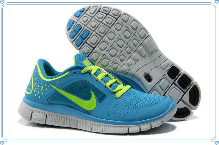 Nike Free Run 3 running shoes size 9 womens new without box ...