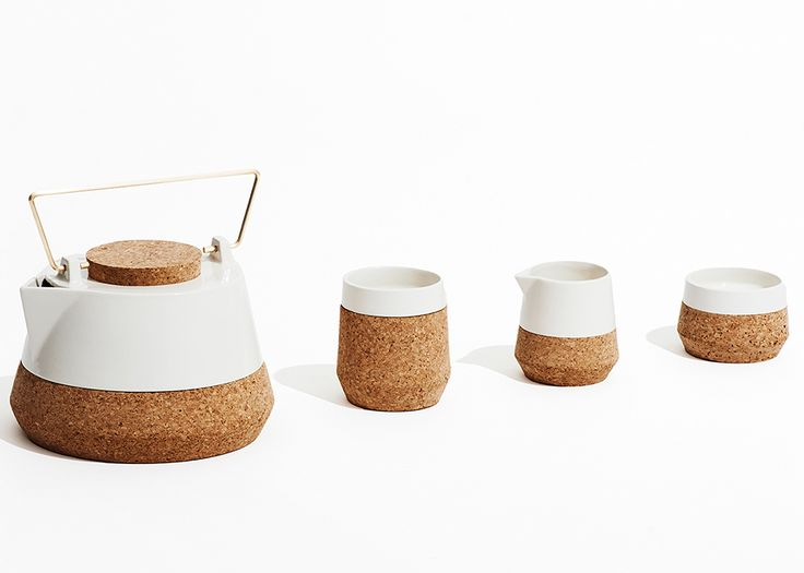 Studio FEM's Koruku Tea Set Enhances One of Life's Most Simple Pleasures