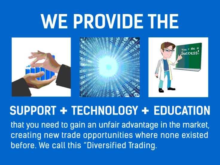 Diversified trading system dts