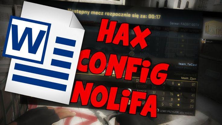 Mój najnowszy HAX config ft. nolifw0w~~