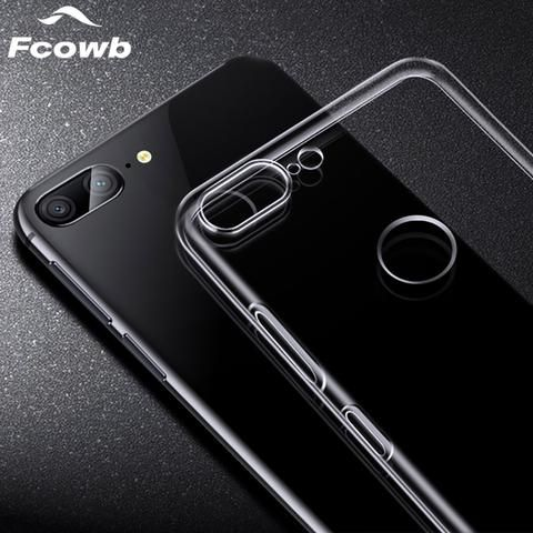 on sale fc8e6 03242 EBay] Fcowb For Huawei Honor 9 Lite Case Huawei Honor 8 Lite Silicon ...