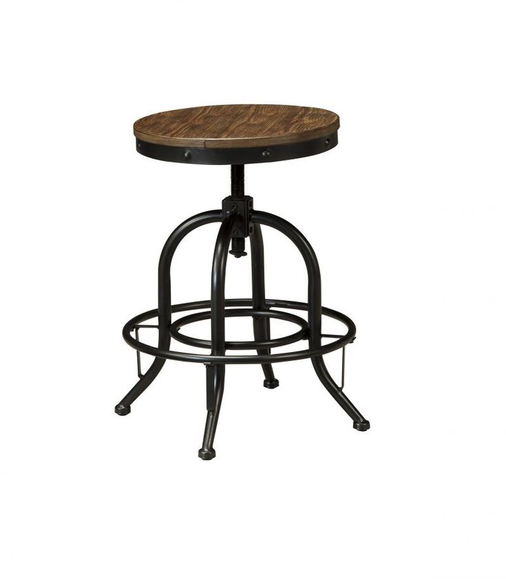 light brown stool