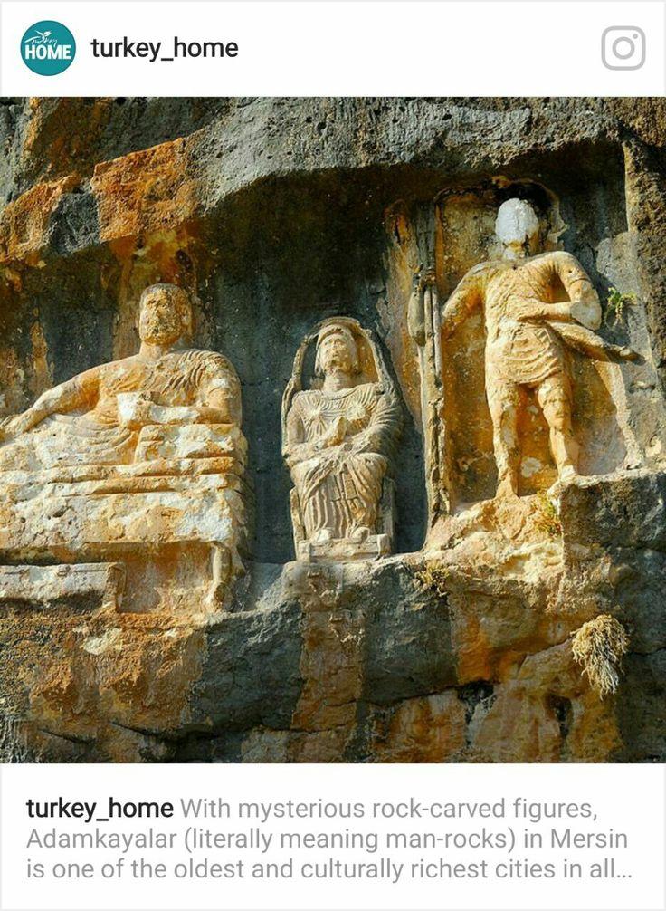 Мерсин,пещеры ада и рай.www.russkiygidvstambule.com