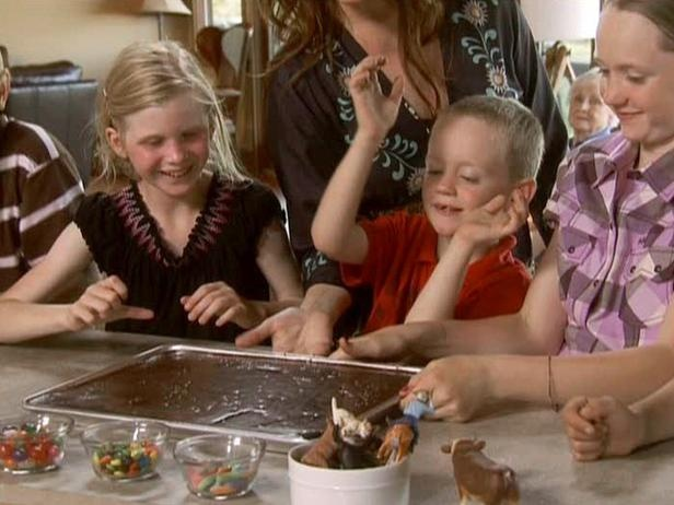 Pioneer Woman's Chocolate Sheet Cake Recipe