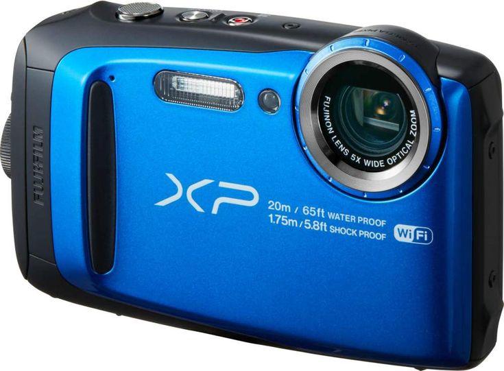 Fujifilm FinePix XP120, la fotocamera che non teme acqua e freddo Fujifilm ha rilasciato FinePix XP120, una macchina fotografica impermeabile che vanta sensore un CMOS da 16.4MP e uno zoom  5x...