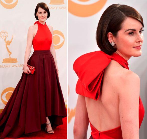 Michelle Dockery, Emmy 2013