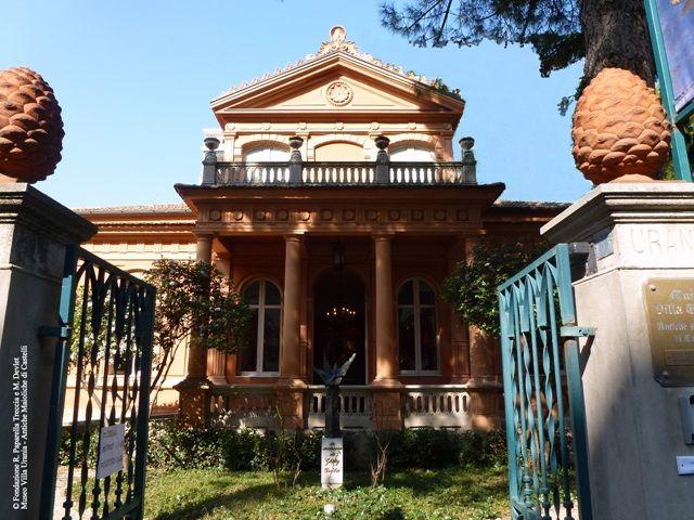 Fondazione Museo R. Paparella Treccia e M. Devlet- Villa Urania - Antiche Maioliche di Castelli - Pescara