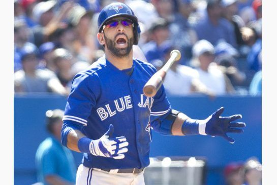 The Jays' Jose Bautista has continued his boycott of Sportsnet, refusing to talk to the broadcaster for the past three months.