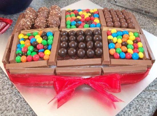Amazing Cake Recipes Uk: Best 25+ Chocolate Box Cake Ideas On Pinterest