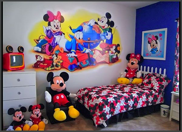 1000 ideas about mickey mouse bedroom on pinterest mickey mouse