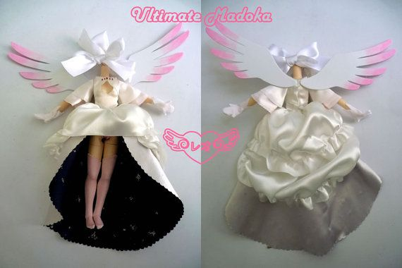 Ultimate Madoka Outfit Set by MisatoLx on Etsy