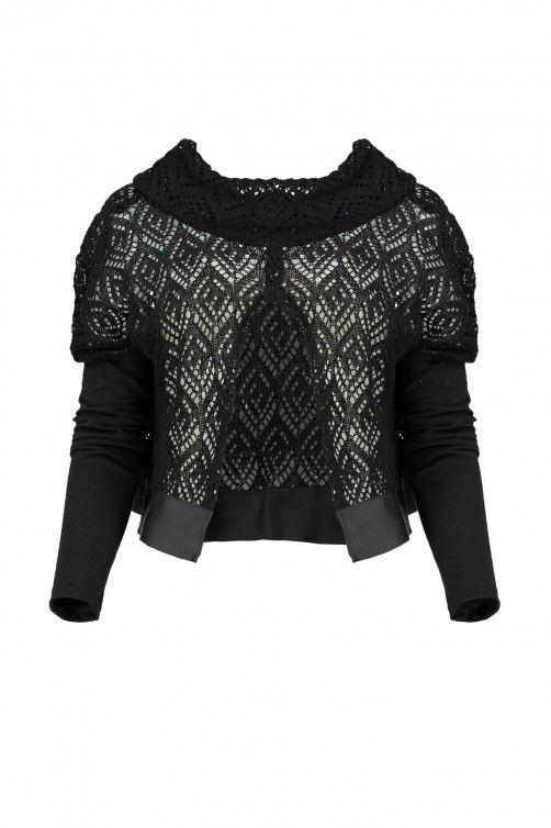 Arcade Sweater - Black