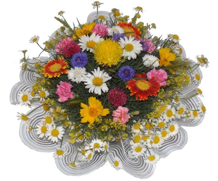 Florile de camp sunt potrivite unei persoane cu o personalitate puternica. Au o frumusete neimblanzita si emana un parfum proaspat.