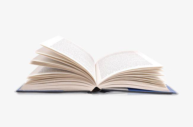 Open Book Renderings Book Clipart Flipbook Opened Books