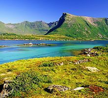 Just like a miracle Lofoten Islands . Norway. by Doctor Andrzej Goszcz. by © Andrzej Goszcz,M.D. Ph.D