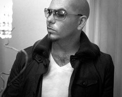 Pitbull...There's just somethin' about him :)