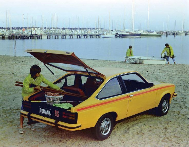 Holden Commodore LX Torana