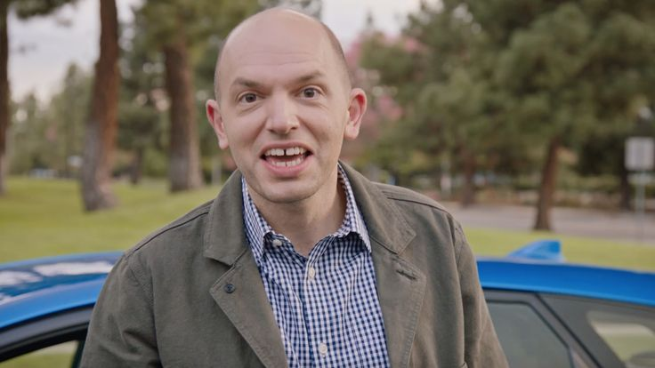 Paul Scheer​ & Scion​ offer a stranger the chance to check off some bucket-list items. But from whose bucket?