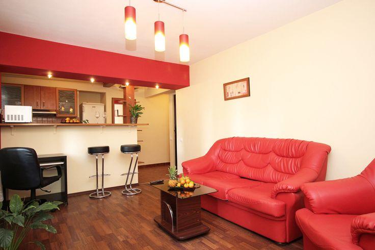 Apartamentos remporales en el centro, per la mejor vacacion en Bucarest, con la mejor ubicación y calidad.
