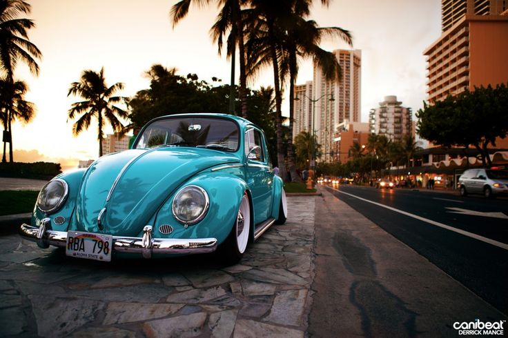 The Godfather: Justin Wong's Volkswagen Beetle Justin_1972 ...