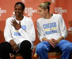 Chicago Sky All-Stars Sylvia Fowles and Elena Delle Donne chosen to represent US National Team. http://www.chicagonow.com/token-female/2014/01/chicago-sky-stars-delle-donne-fowles-sloot-selected-for-usa-basketball-team/