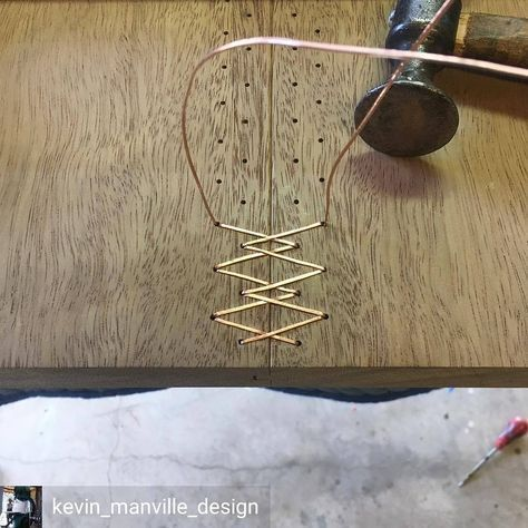 wood sewing
