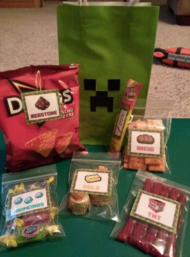 288 best Minecraft images on Pinterest | Birthday party ideas ...