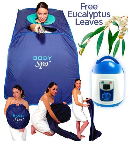 NEW PORTABLE SAUNA (metal spring structure + bag with zipper) WITH STEAMER 2.0 More about the Personal and Portable Therapeutic Sauna Spa: • Easy to handle • Easy to carry • Easy to use • Easy to stor