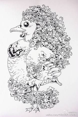 Doodle Invasion Kerbyrosanes Google Search Abstract