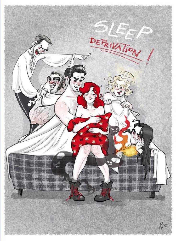 Dora Wilk - fan art 6 Boys by masebi2.deviantart.com on @deviantART