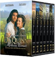 Dr. Quinn Medicine Woman.: Dr Quinn, Jane Seymour, Complete Series, Tv Series, Movie, Series Dvd, Dr. Quinn Medicine Woman Dvd, Woman Complete, Women