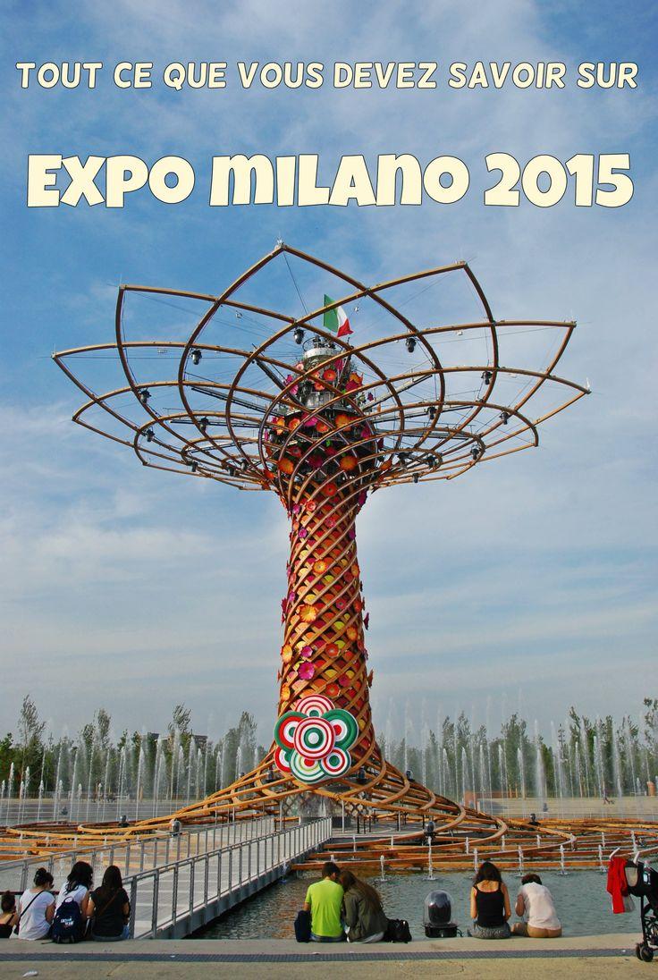 Le Guide Pratique, toutes les infos pour profiter au maximum de l'Expo Universelle de Milan, avant sa fermeture au 31 octobre.